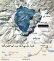 مسار رئيسي الكوريتين الى جبل بيكدو