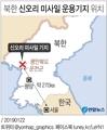 [그래픽] 북한 신오리 미사일 운용기지 위치