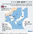 한-일 '동해-일본해' 병기 문제 협의
