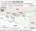 터키 국경 지역에 시리아 정부군 배치