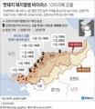 [그래픽] 멧돼지 돼지열병 바이러스 10마리째 검출