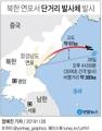 북한 연포일대서 단거리 발사체 발사(종합)