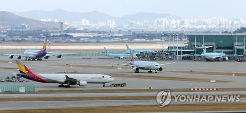 خطوط الطيران  ترفع رسوم الوقود على الطرق الدولية لشهر مارس