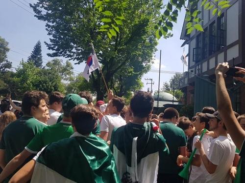 المكسيك تشكر كوريا الجنوبية بعد تأهلها لمنافسات خروج المغلوب بفضل الانتصار الكوري