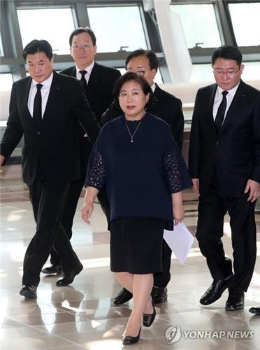 رئيسة مجموعة هيونداي تعتزم زيارة كوريا الشمالية بمناسبة الذكرى الـ 20 لانطلاق الرحلة إلى جبل كومكانغ