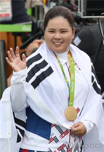 【里约奥运】第15天:韩高球女王夺金无悬念 跆拳道再添一枚奖牌