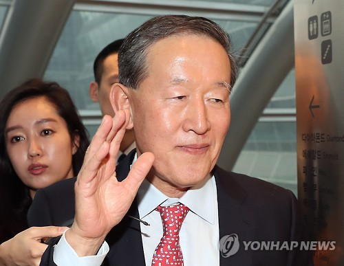 详讯:GS会长许昌秀临危留任韩经联主席