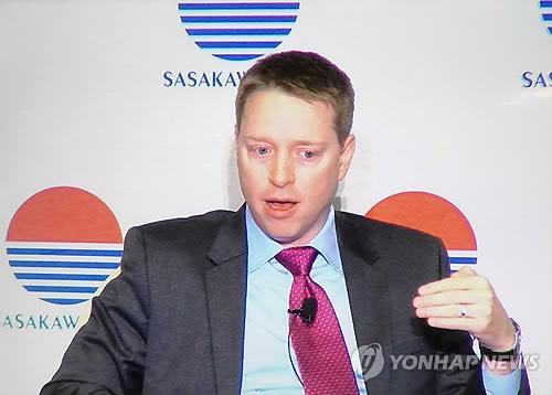 资料图片:美国国家安全委员会(NSC)亚洲事务资深主管马修・波廷杰(韩联社)
