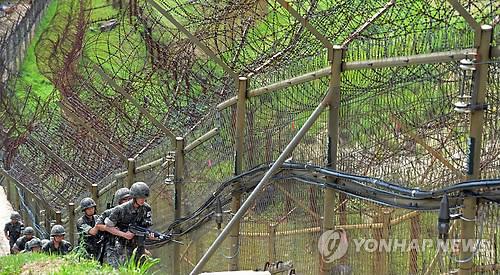 详讯:朝越境飞行器疑似无人机 韩军开枪示警