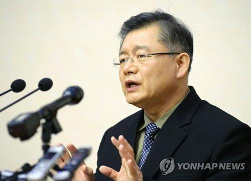 资料图片:加拿大籍韩裔牧师林铉洙(韩联社)
