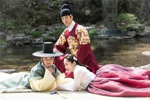 《七日的王妃》花絮照(KBS电视台提供)