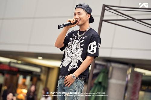 BIGBANG太阳(官方脸谱)