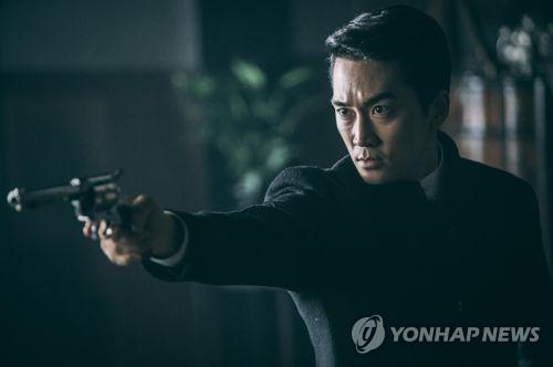 《大将金昌洙》剧照(韩联社/Cineguru kidarient提供)
