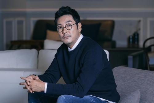 电影《大将金昌洙》主演赵震雄(韩联社/KIWI提供)