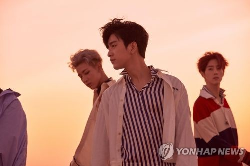 GOT7组合(韩联社/JYP提供)