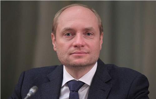 俄罗斯远东发展部部长加卢什卡(俄方提供)