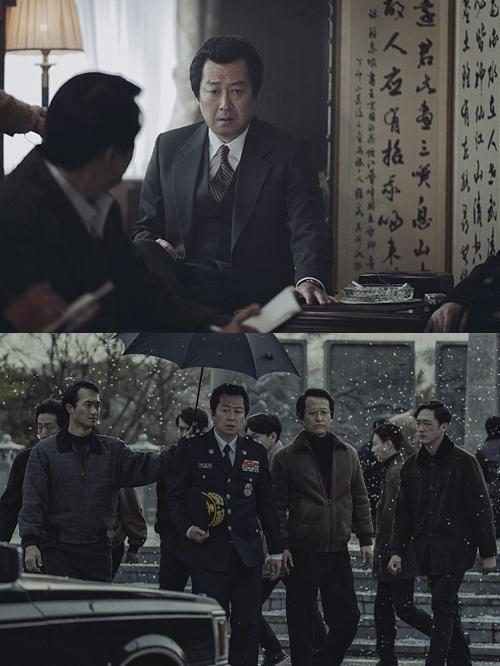 韩片《1987》海报(韩联社/CJ娱乐提供)