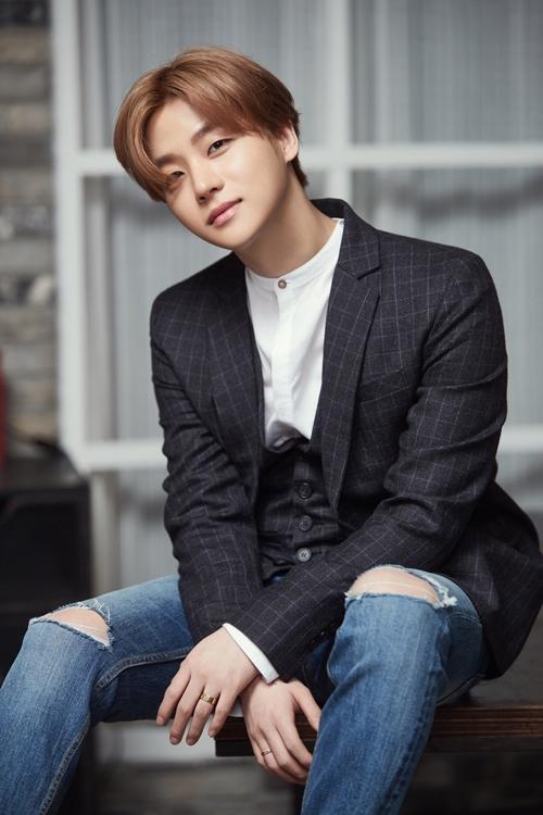 iKON成员金振焕(韩联社/YG娱乐提供)
