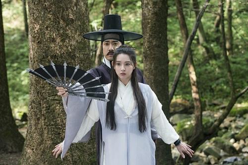 《朝鲜名侦探3:吸血鬼的秘密》剧照(韩联社/Show Box提供)