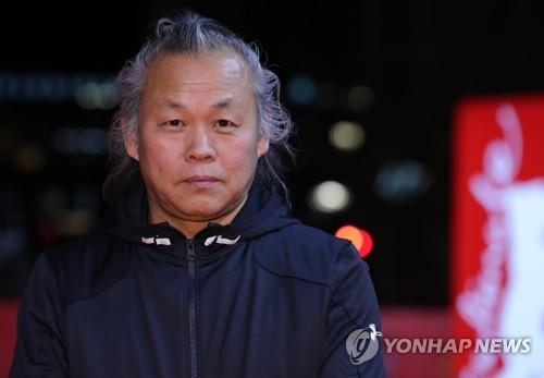 导演金基德(韩联社/欧新社)