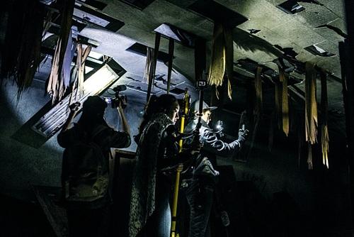 韩国全集:恐怖片《昆池岩》观影破200万林正英免费电影票房灵图片