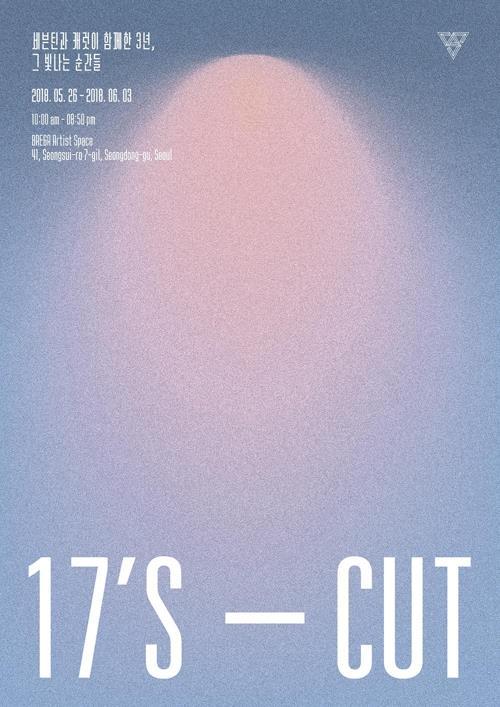 Seventeen展会海报(pledis娱乐提供)