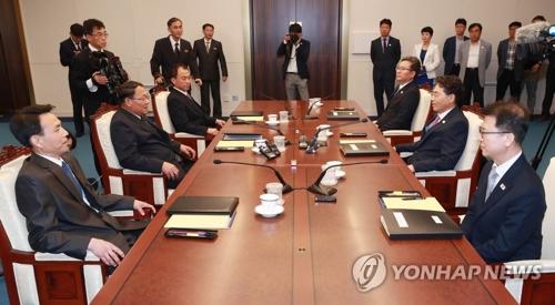 韩朝商定下月起联合考察朝方区段铁路图片 111280 500x275