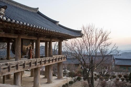 荣州浮石寺(寺庙申遗委员会提供)