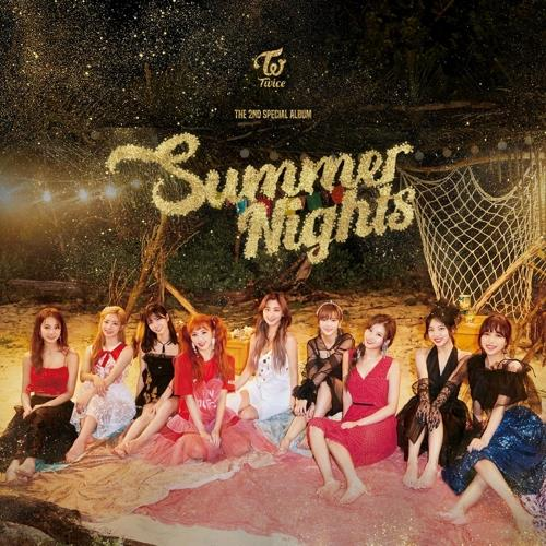 《Dance The Night Away》封面(JYP娱乐提供)