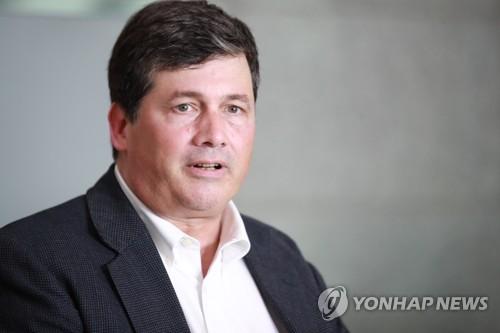 马克・兰博特(韩联社)