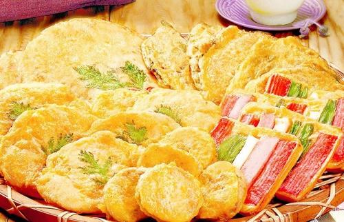 资料图片:什锦饼(韩联社/Gmarket供图)