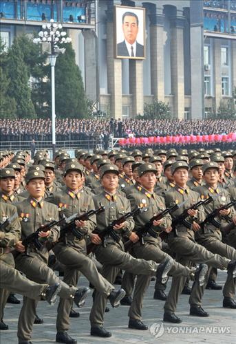 north korean people starving. North Korea#39;s actual military