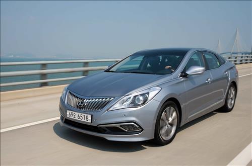 Ld Hyundai S New Grandeur Raises Refinement Of Diesel Sedans