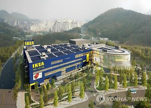 lead ikea korea sets relatively higher prices in s korea. Black Bedroom Furniture Sets. Home Design Ideas