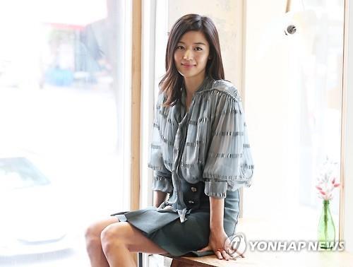 Actress Jun Ji-hyun (Yonhap)