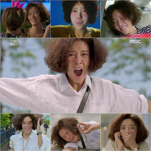 """Screen captures from the MBC drama """"Pretty Woman."""" (Yonhap)"""