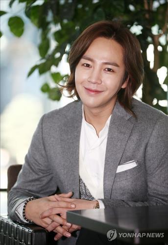 South Korean actor Jang Keun-suk (Yonhap)