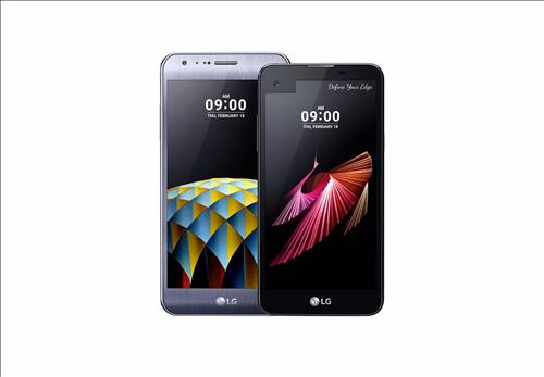 LG Introduces X Series Smartphones