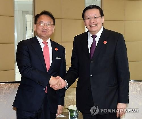 S. Korea reaffirms strong economic ties with China amid tension