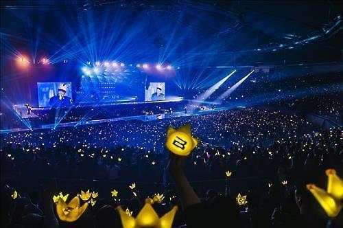 Concert kỷ niệm 10 năm ra mắt của Big Bang hút 165.000 fan