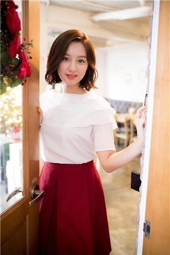 This undated file photo is of actress Kim Ji-won. (Yonhap)
