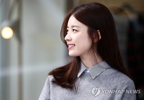 Actress Han Hyo-joo (Yonhap)