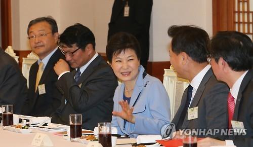 Seoul: N. Korea erects mock-up of Seoul presidential palace