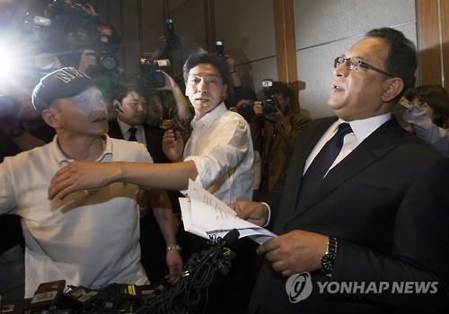 Reckitt Benckiser executive slapped in South Korea while apologising for deadly sterilisers