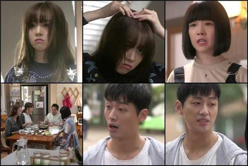 "Scenes from the SBS series ""Beautiful Gong Shim"" (Yonhap)"