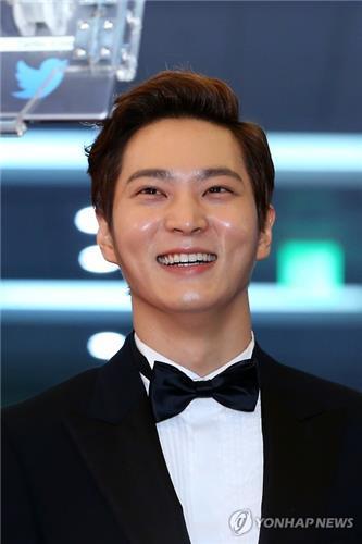 Actor Joo Won (Yonhap)