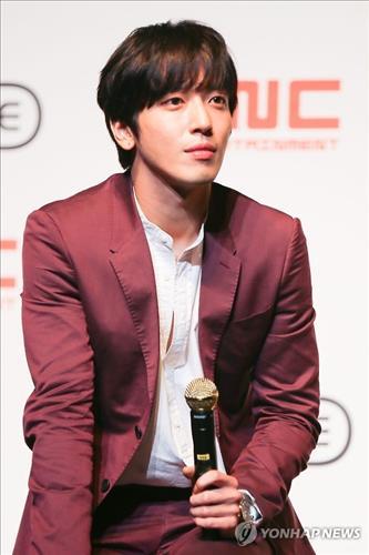 Jung Yong-hwa of CNBlue, a South Korean boy band. (Yonhap file photo)