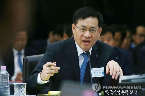 Hong Ky-ttack, vice president of the Asian Infrastructure Investment Bank (Yonhap file photo)