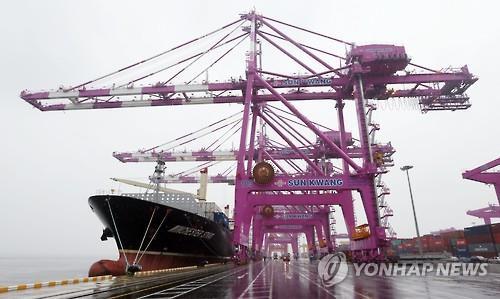 South Korea Has $12.17 Billion Current Account Surplus
