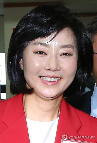 This undated file photo shows Cho Yoon-sun, the nominee for the minister of culture, sports and tourism. (Yonhap)